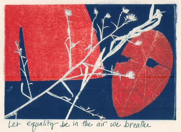 Postcards of hope (N. Aten)