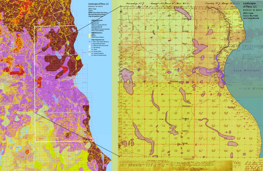 Milwaukee surface waters comparison