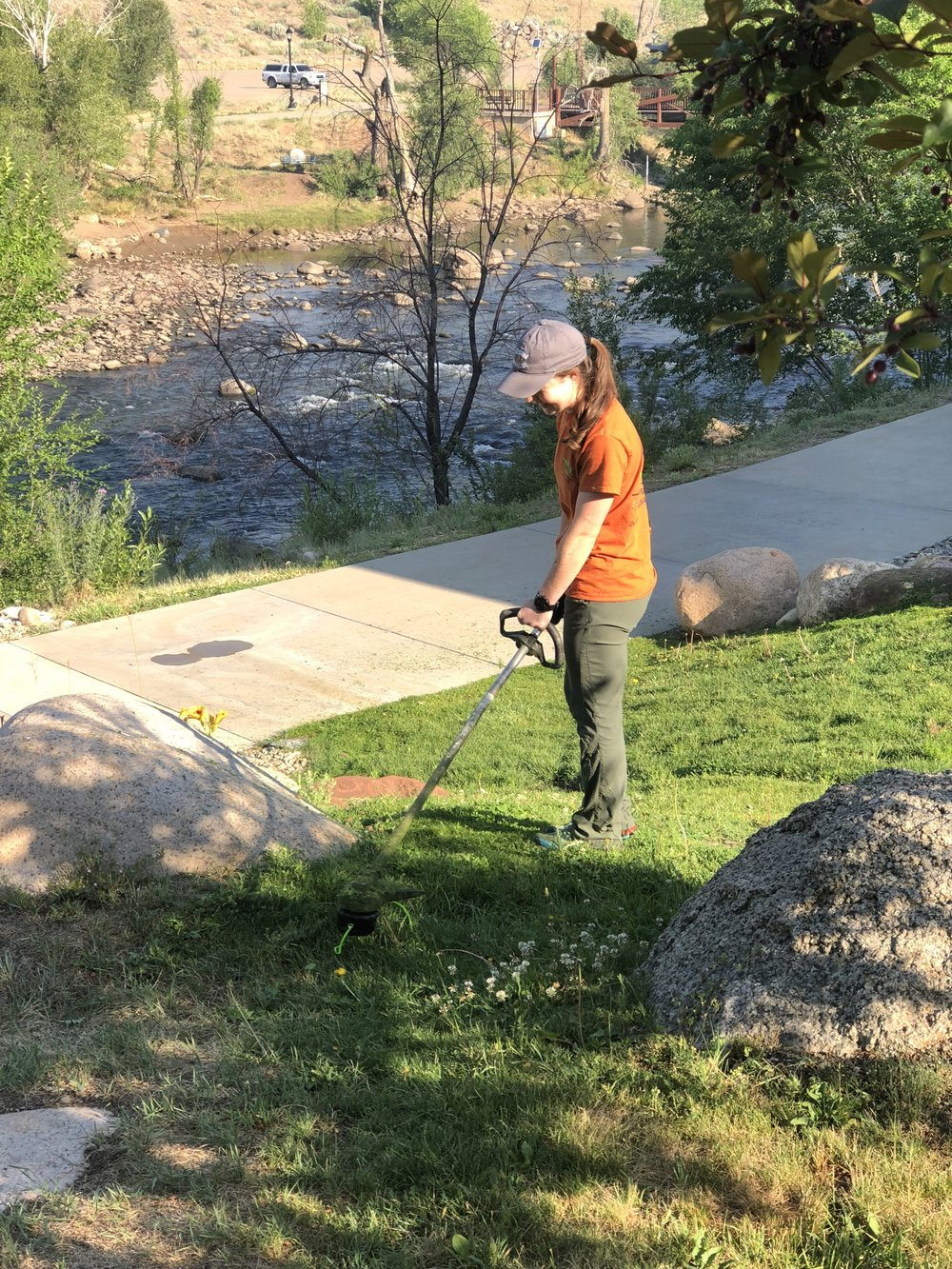 lawn care specialist, Durango Colorado