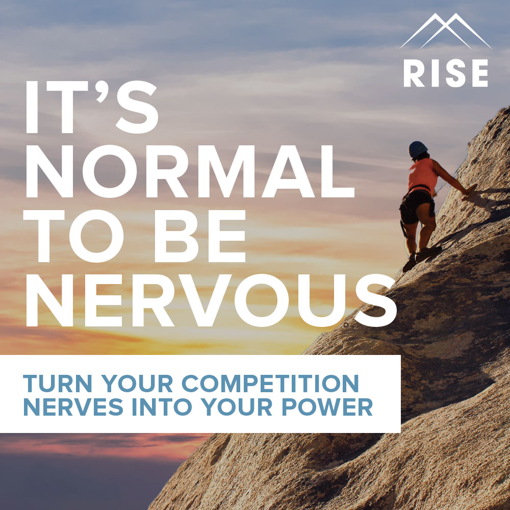 ebook - Explore why you get nervous & how to turn performance anxiety into personal power