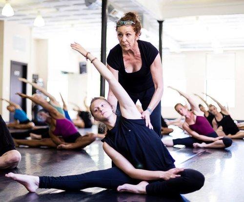Susan Williams, Gus Giordano Dance School