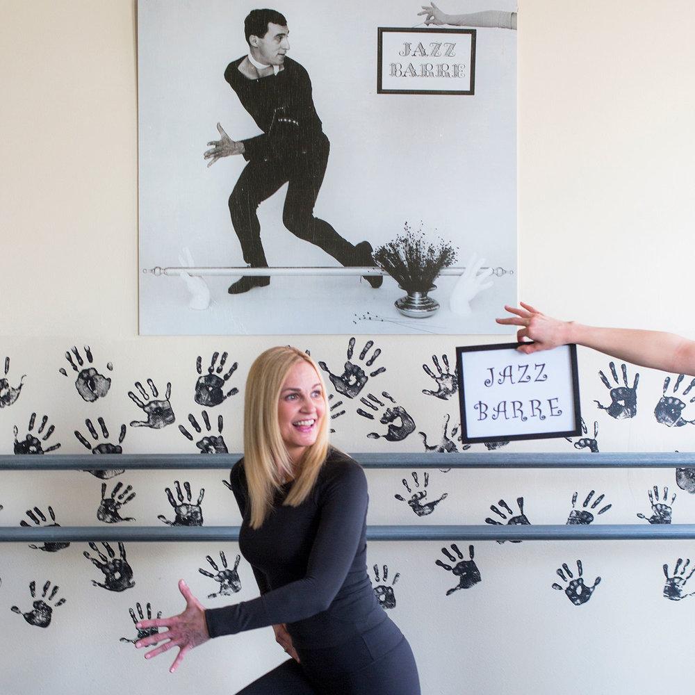 Amy P. Giordano, Gus Giordano Dance School