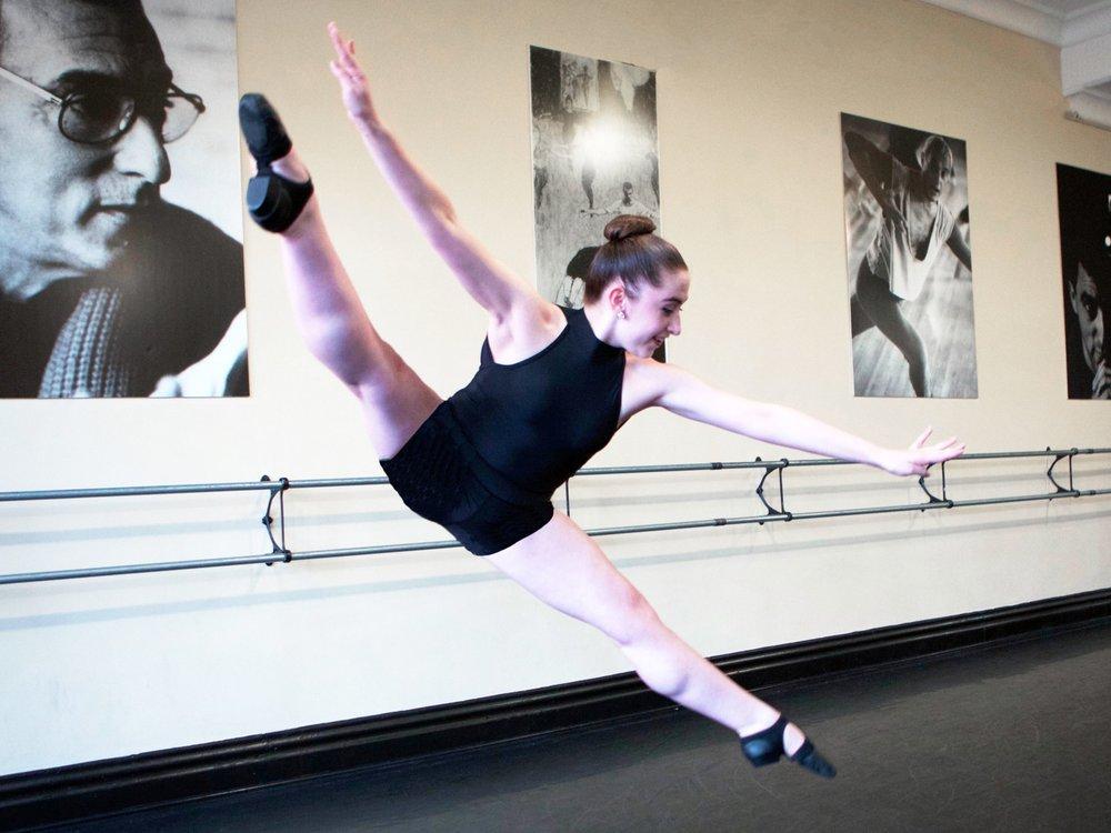 Leaps, Tricks, Turns Dance Intensive