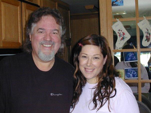 Carnie Wilson with Dennis Dec 2004.jpg