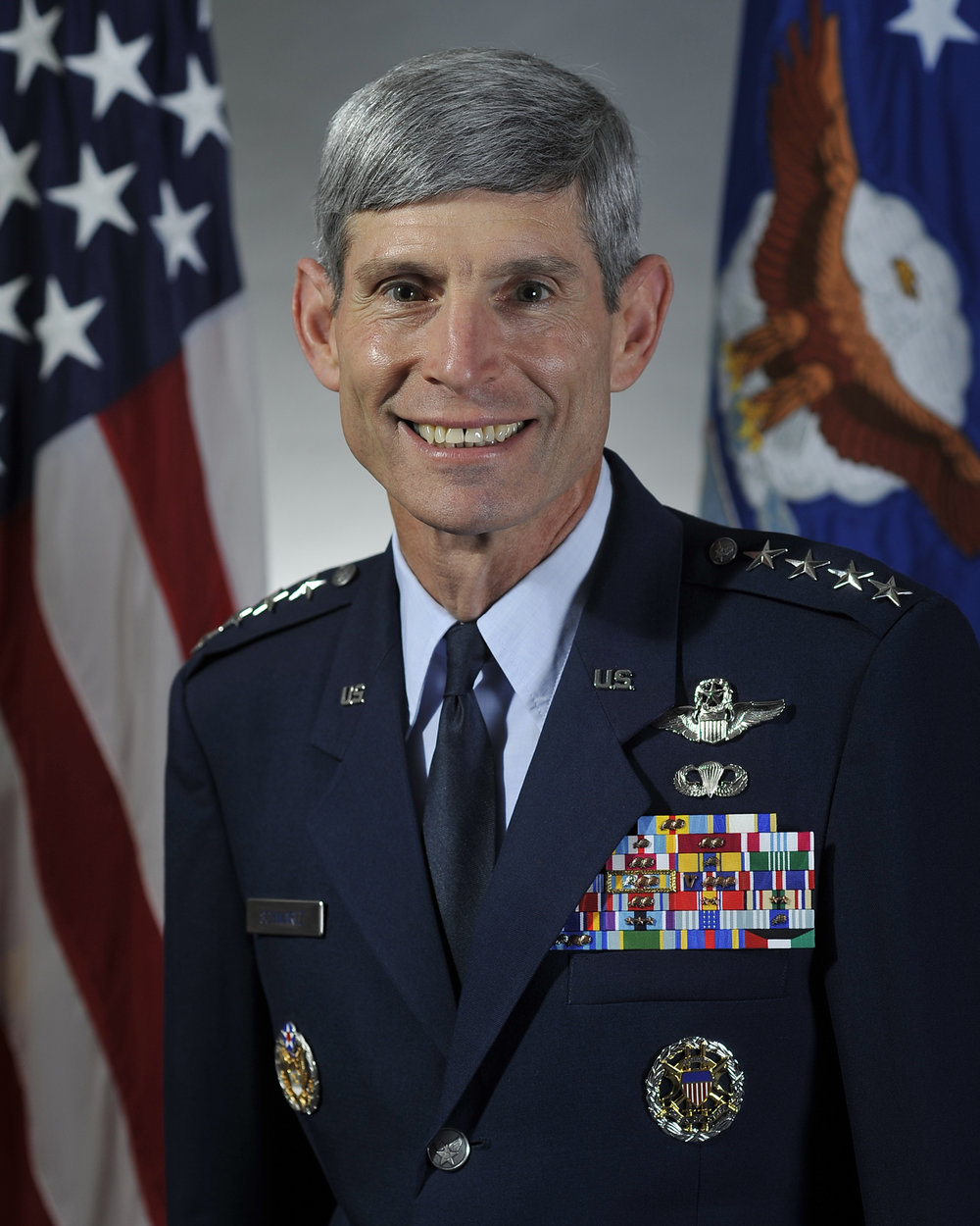 2012: General Norton A. Schwartz
