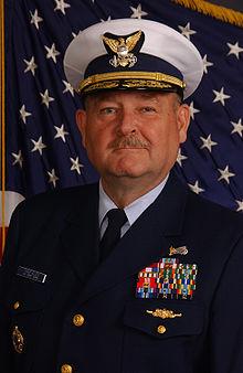 2010: Admiral Thad Allen