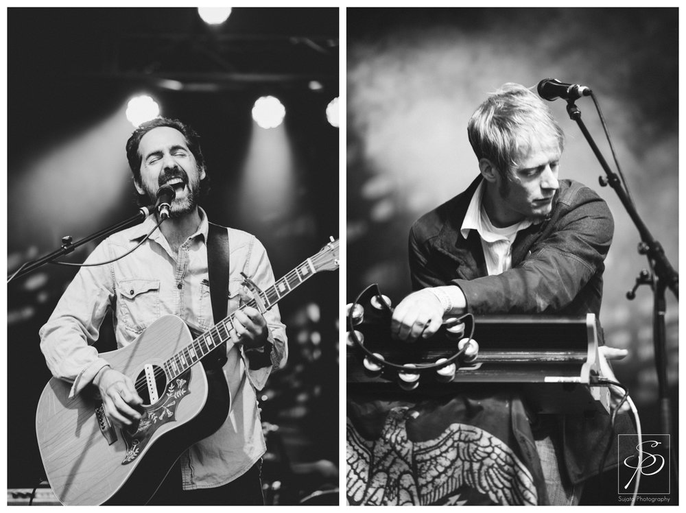 Blitzen Trapper playing Olympic Plaza at Sled Island 2014