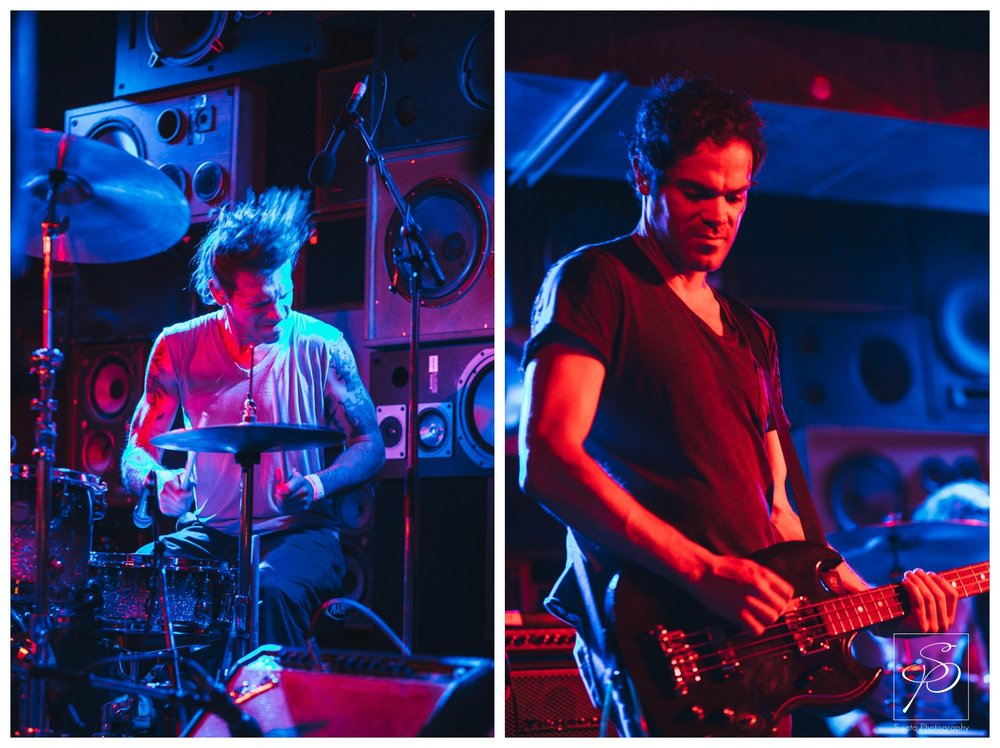 Disappears playing Commonwealth Stage and Bar at Sled Island 2014