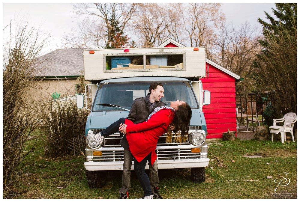Kesington Calgary Engagement Photographer Crystal Sujata