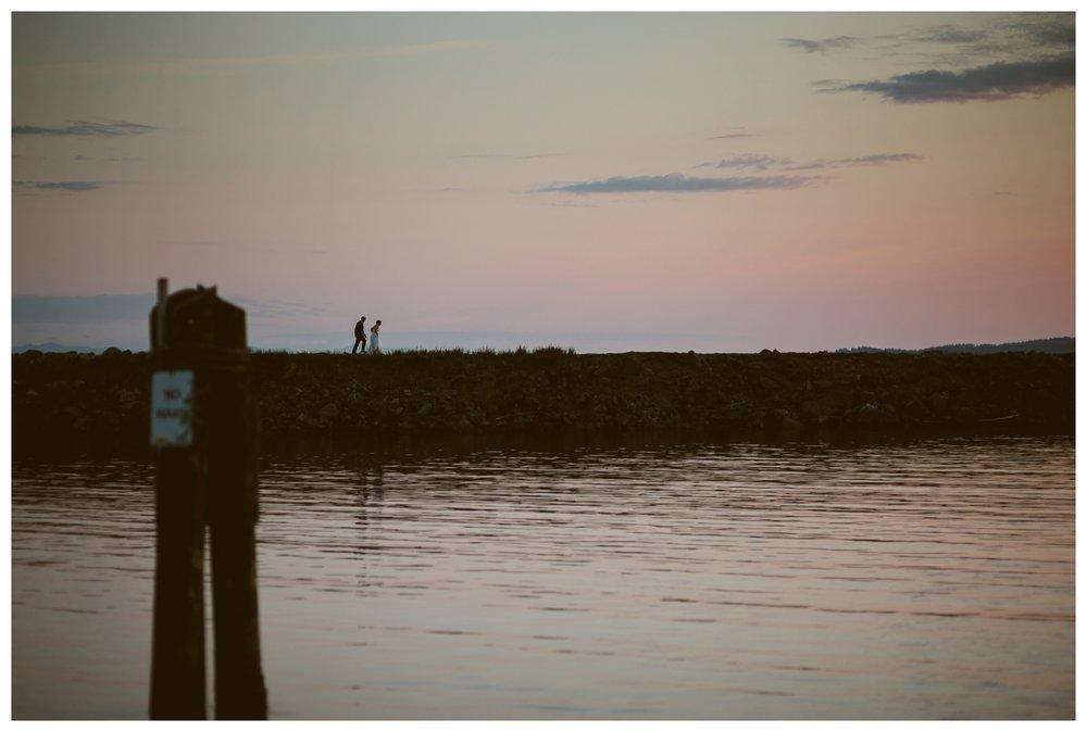 Macaulay Point Park Sunset Portraits