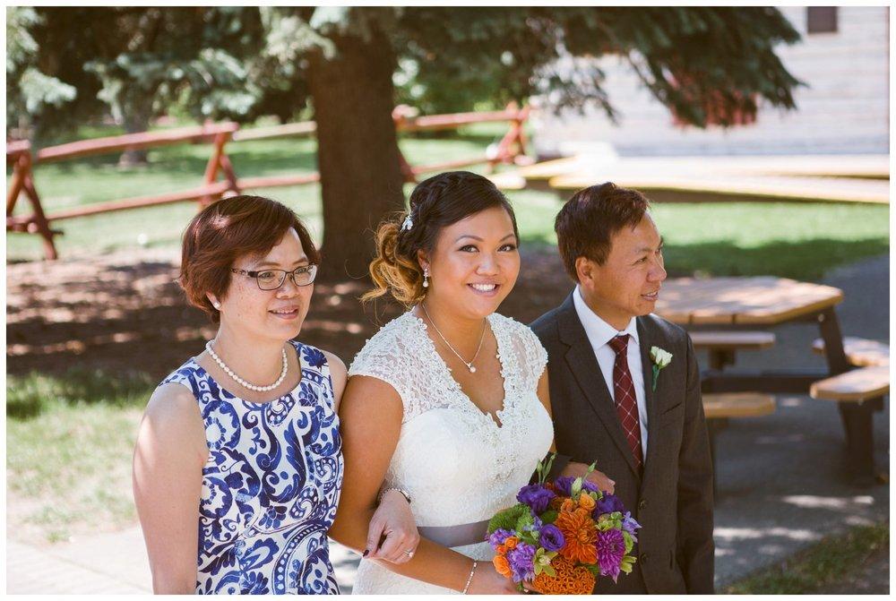 Calgary Stampede Grounds Wedding photos