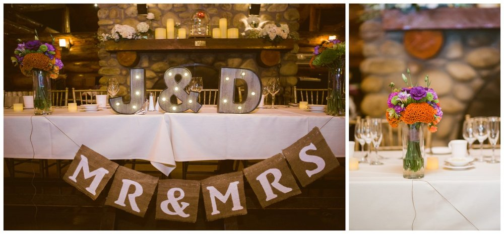 Rotary House wedding photos