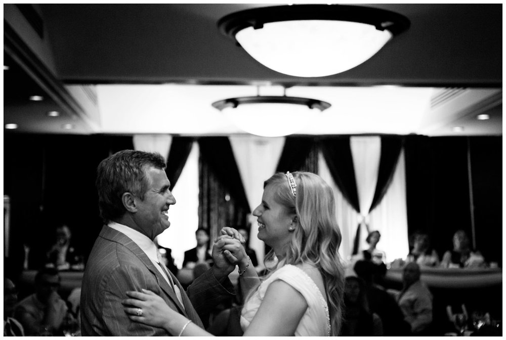 Father Daughter Dance Carriage House Inn Wedding