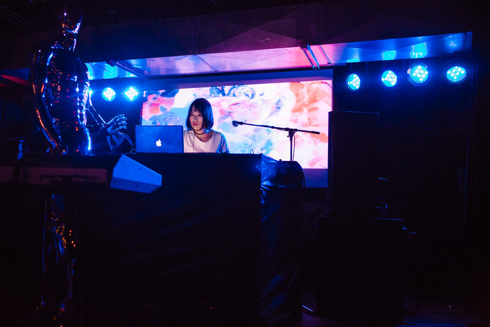 Maria Takeuchi at Commonwealth Sled Island 2017