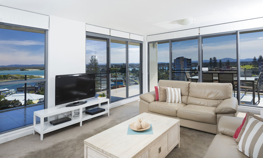 Panoramic Apartment Views