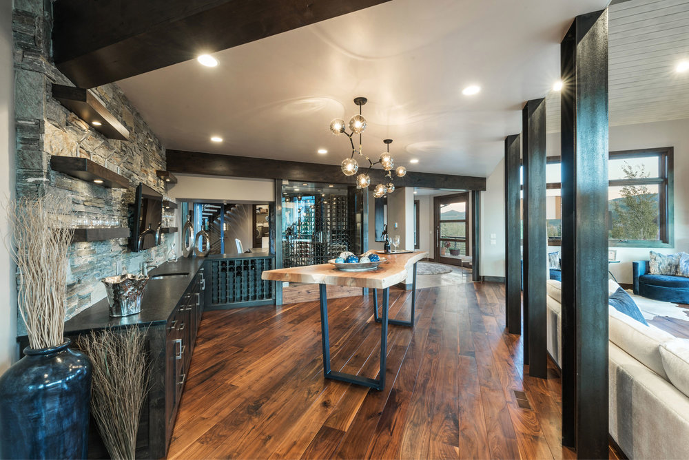 Rustic Modern in Park City, Utah