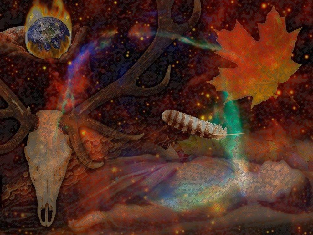 [Collage] Doug Van Houten©