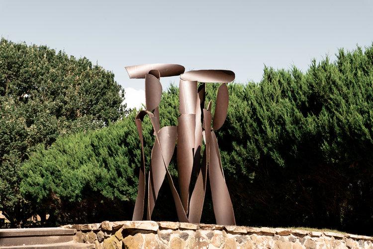 Mona Farm Contemporary Art Sculpture Garden James Rogers