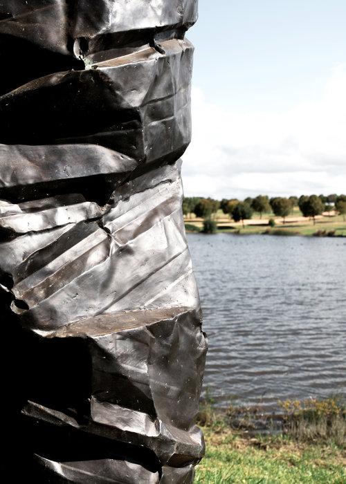Mona Farm Contemporary Art Sculpture Garden Peter Lundberg