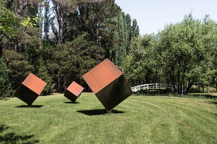 Mona Farm Contemporary Art Sculpture Garden Heidi McGeoch