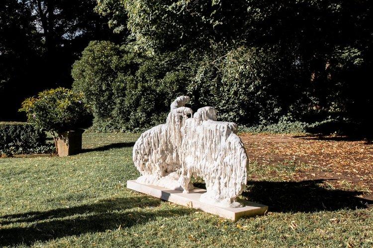 Mona Farm Contemporary Art Sculpture Garden Cao Hui