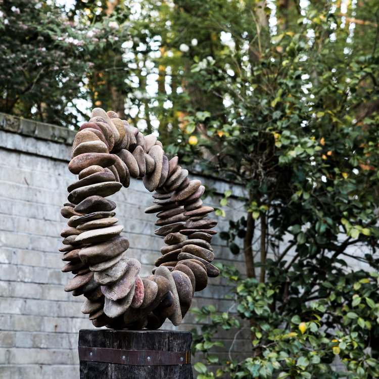 Michael Ferris Mona Farm Contemporary Art Sculpture Garden