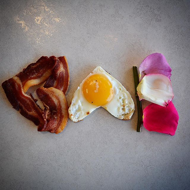 Happy Love Day! Celebrate with BAE (bacon and eggs) all day long with valentines' specials during the day & then tonight with our Night Brunch!