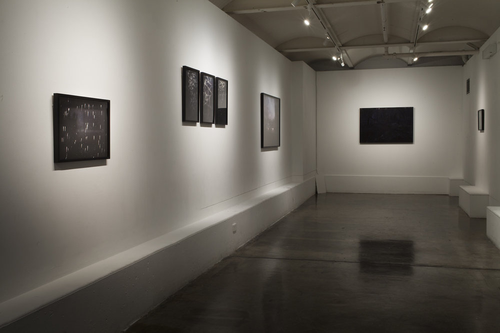 Exhibition view   First Site Gallery, March 14-24th, 2017