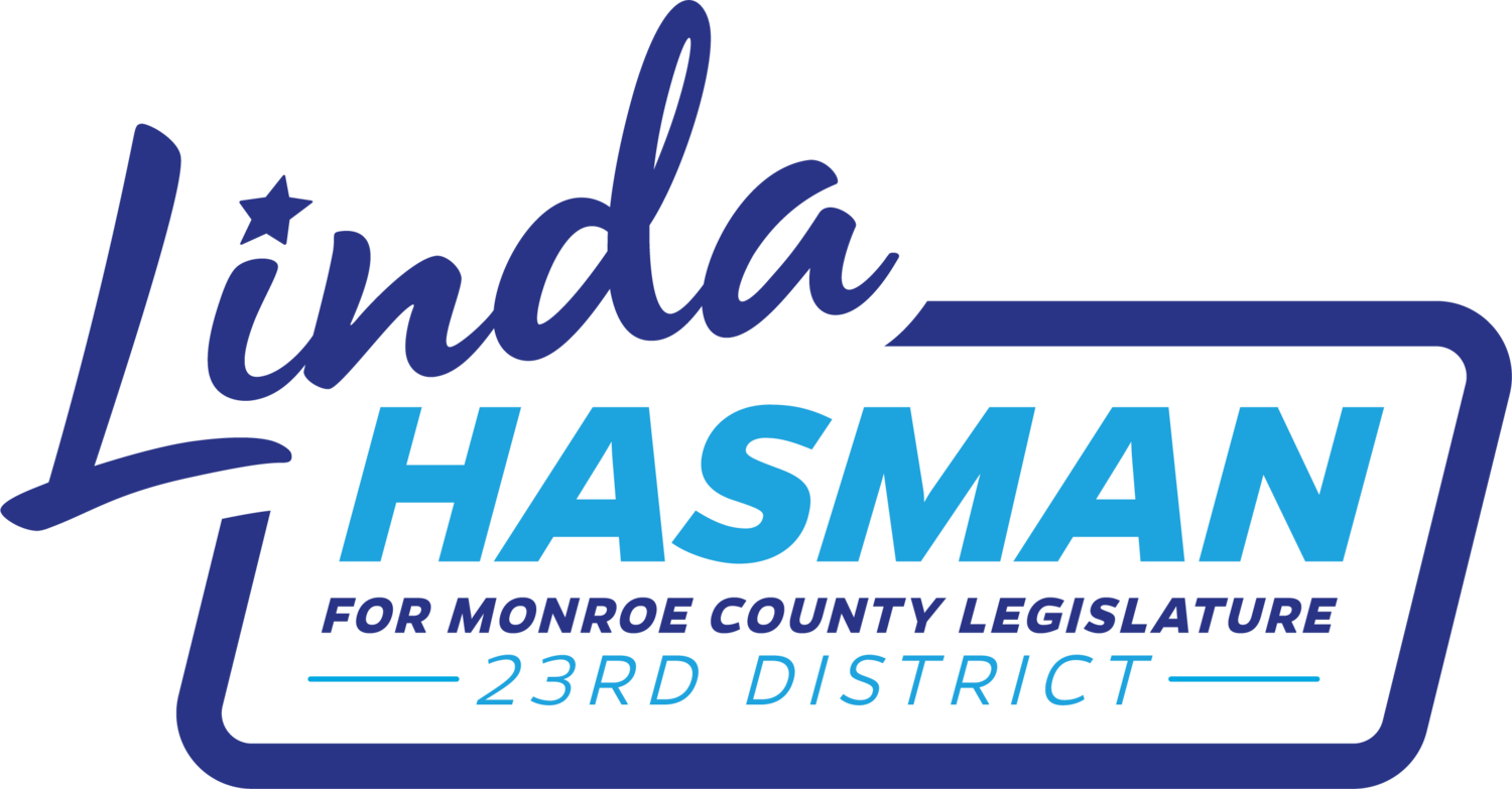 Linda Hasman for County Legislature 23rd District
