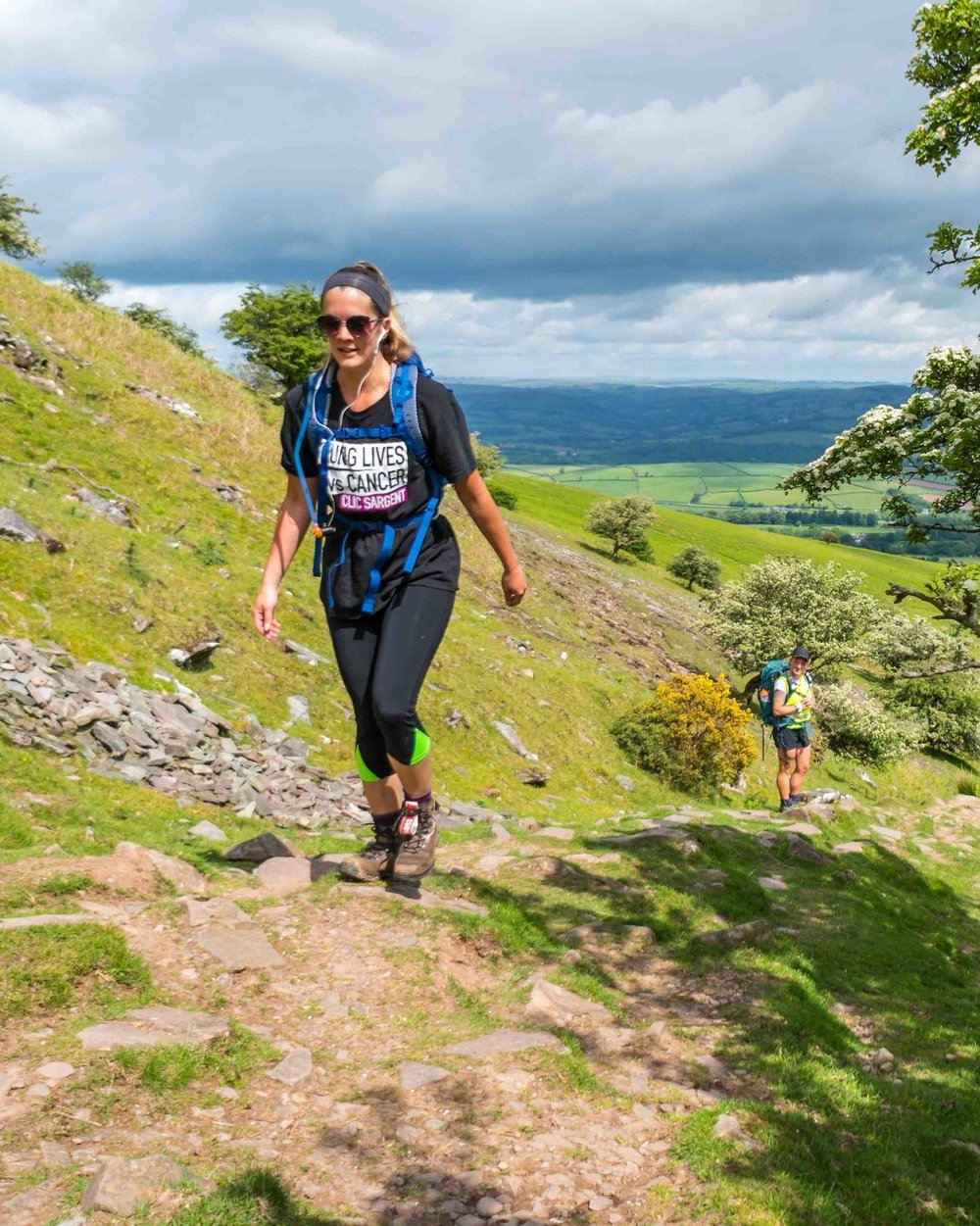 trekfest. - Event coverage from Britain's mountaintops.