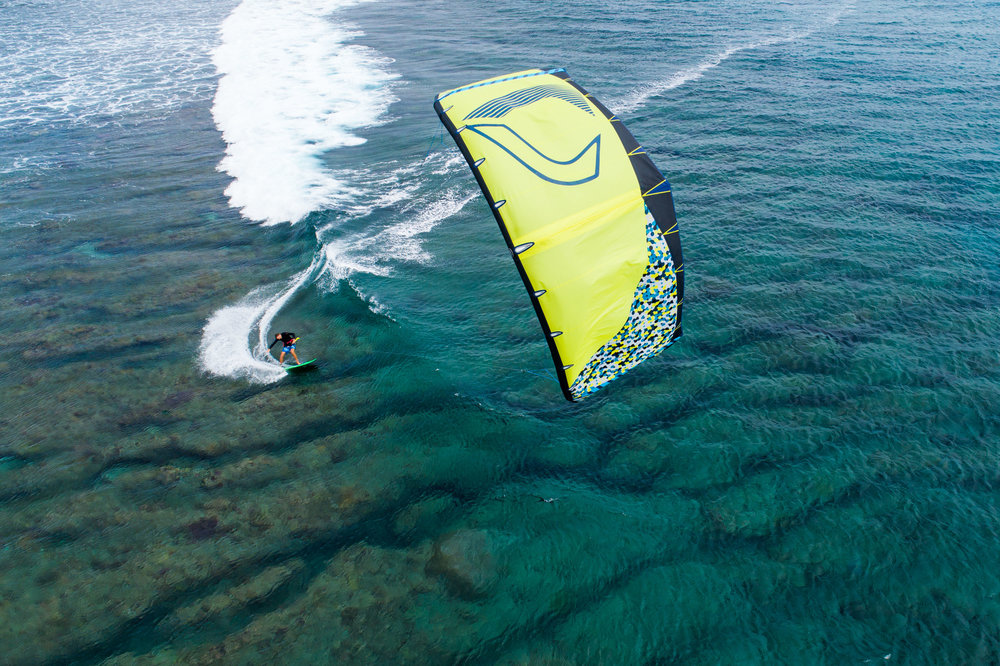 The Æ2 Wave Kite - Made for surf.