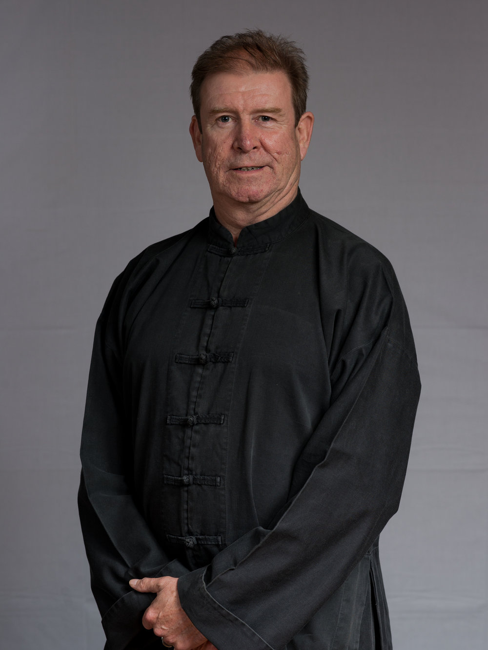 Chief Instructor - Master Mike Kinney