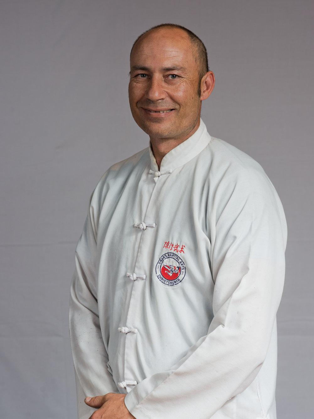 Chief Instructor - Rex Scott Laoshi