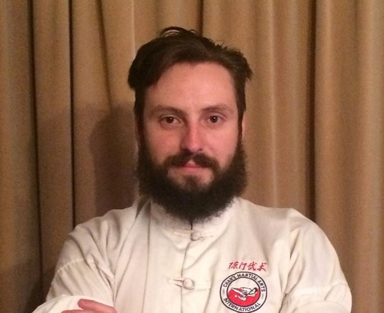 Chief Instructor - Malachi Soper Laoshi