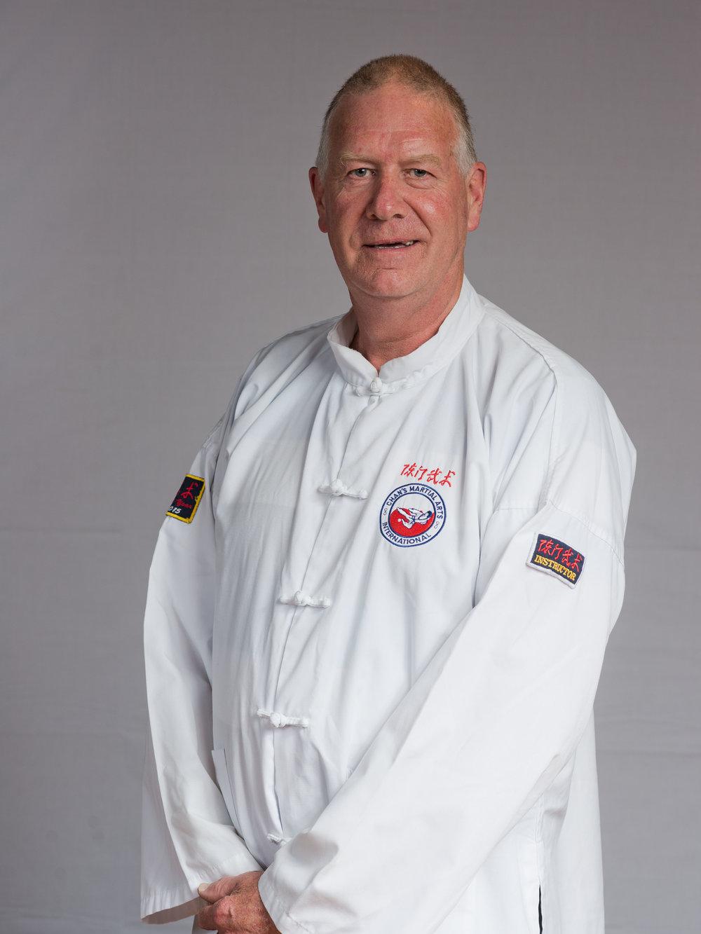 Chief Instructor - Brent Davidson Laoshi