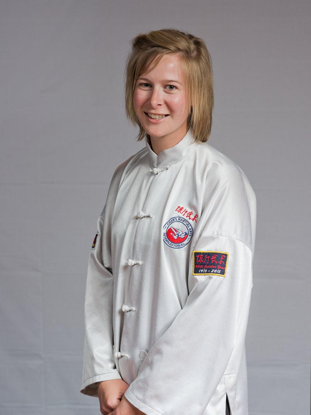 Chief Instructor - Alicia Harrison Laoshi