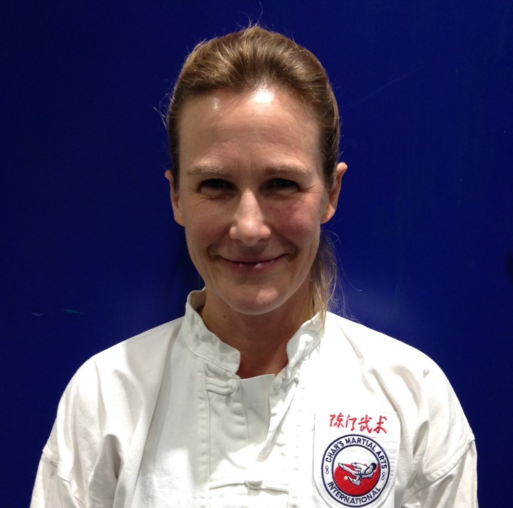 Chief Instructor - Caroline Lienard Laoshi
