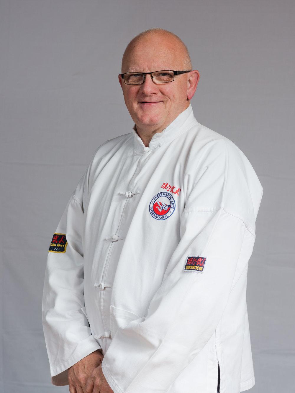 Chief Instructor - James Lawson Laoshi