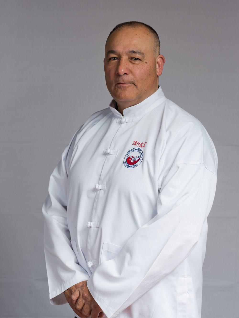 Chief Instructor - John Avei Laoshi