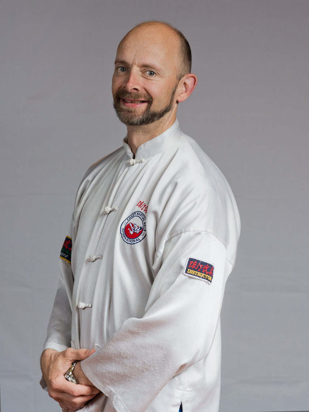 Chief Instructor - Andy Lane Laoshi