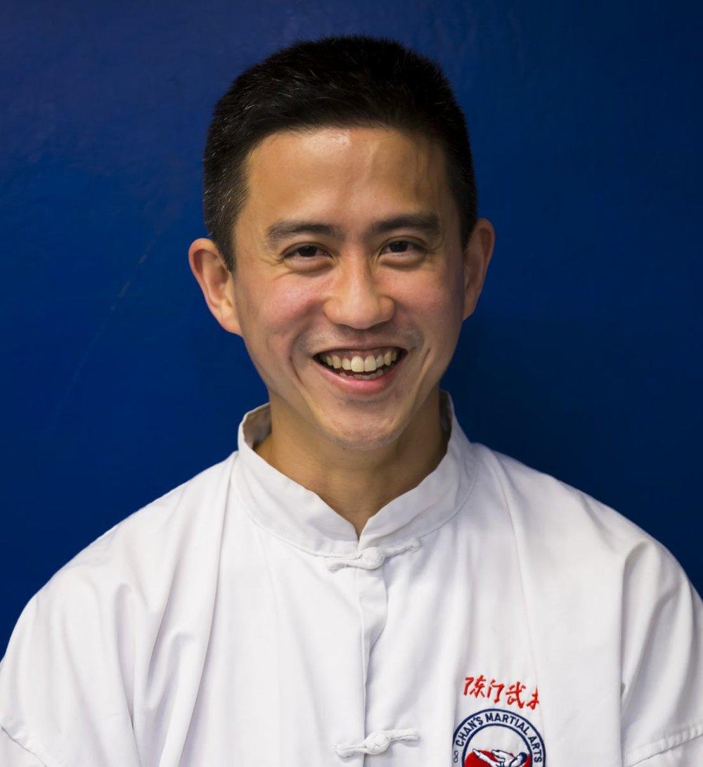 Kung Fu Instructor - Linus Lim Laoshi