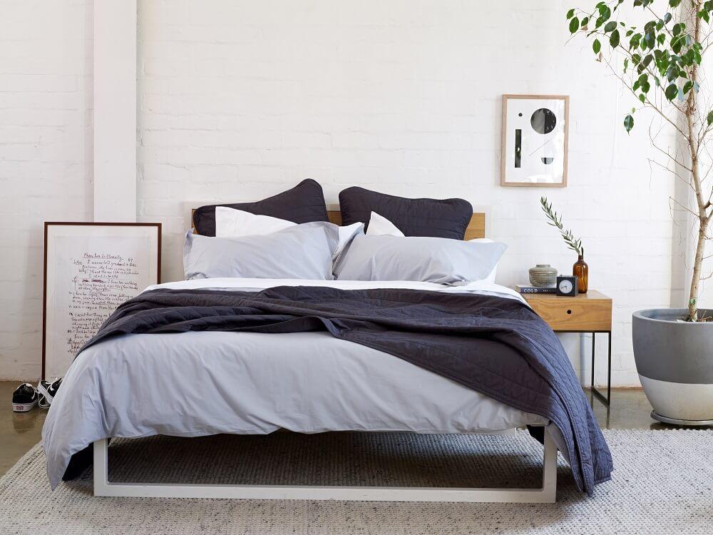1. Feyre Roomset Bedgasm white sheet silver duvet charcoal quilt.jpg