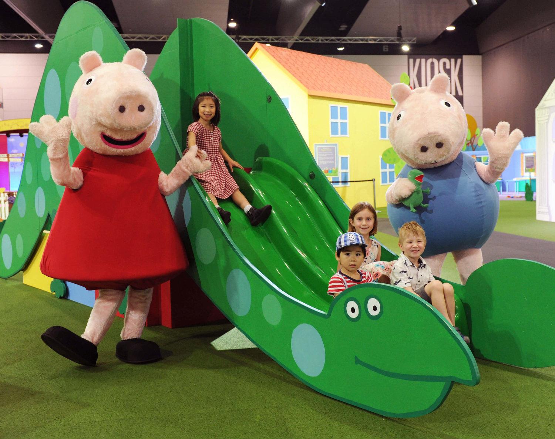 Peppa Pig Playdate Returns To Sydney This Saturday 13 July