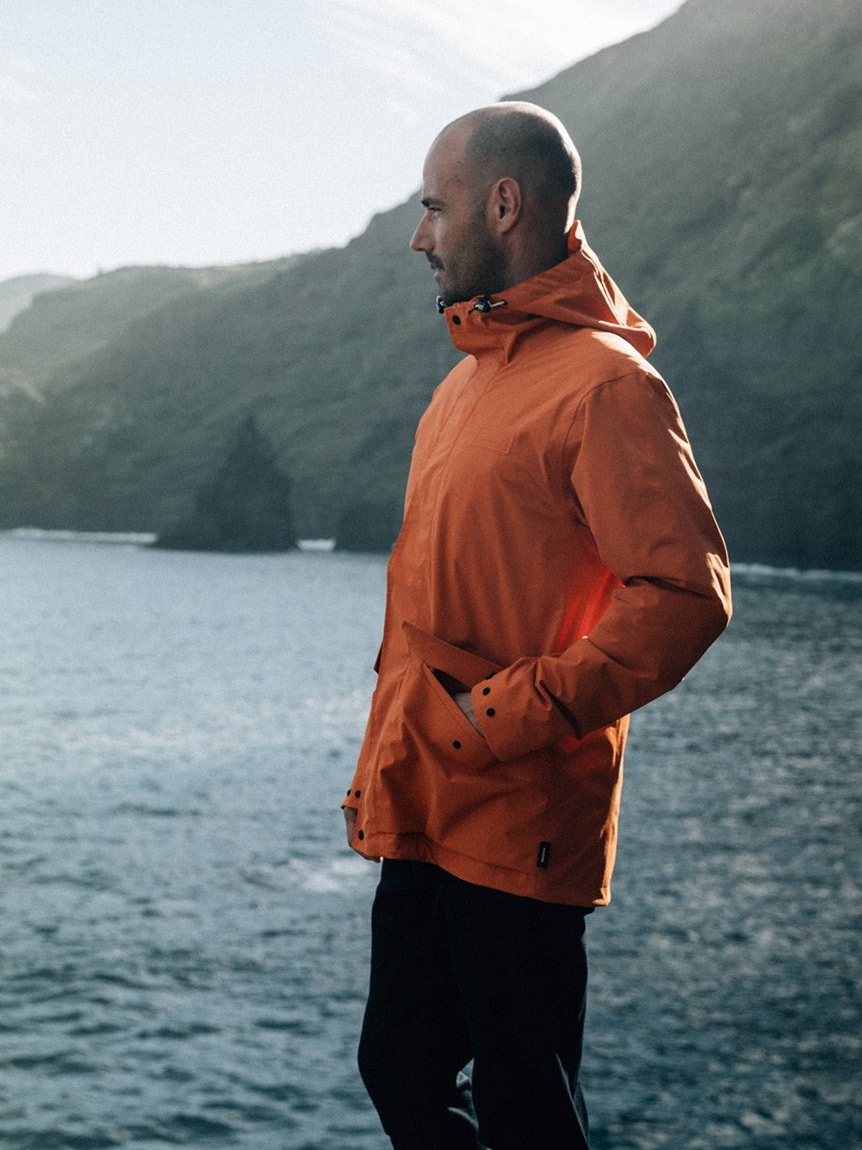 FINISTERRE, UK - Founded in 2003, Finisterre set out to provide British cold water surfers with product that is fit for purpose, sustainably sourced, responsibly-manufactured and built to last. 2019 goals include eradicating single-use-plastic from their operations and moving from 67% to 100% organic cotton.