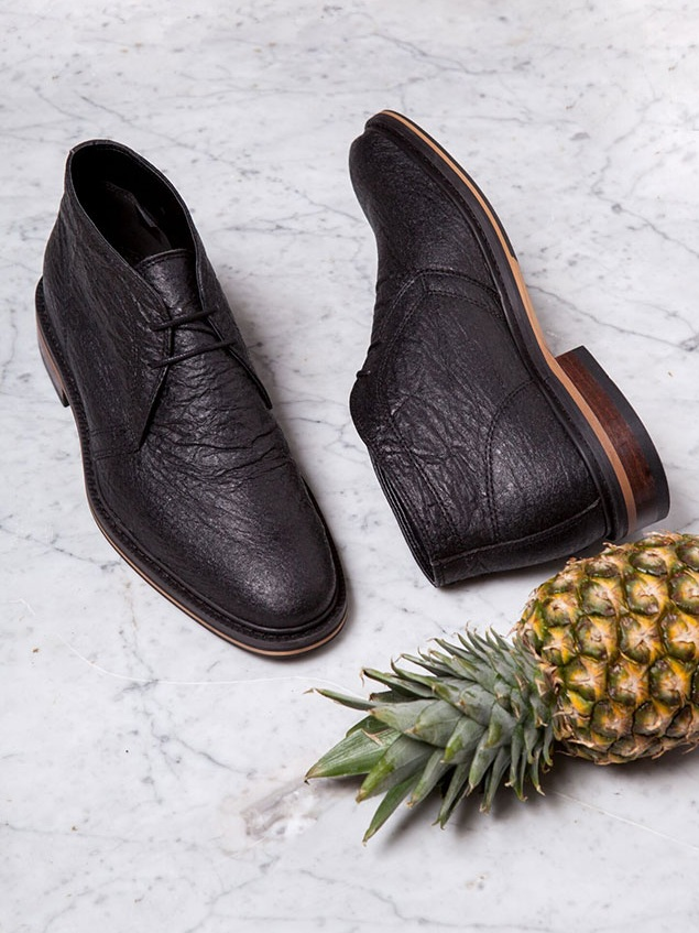 ANANAS ANAM, UK - Ananas Anam are the producers of Piñatex - a patent-protected non-woven textile made of pineapple leaf fibre. Piñatex has successfully been used as a vegan and plastic-free leather alternative in fashion, footwear, accessories, upholstery and automotive industries.