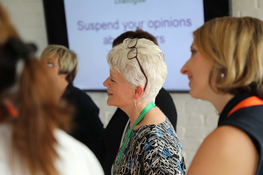 Supporting Practitioners -