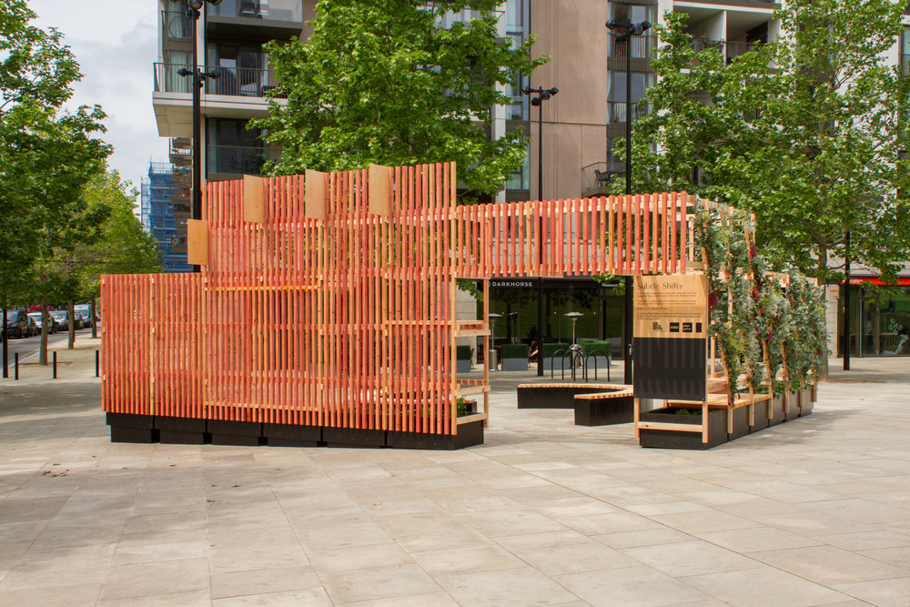 Subtle Shifts - Get Living London | London Festival of Architecture