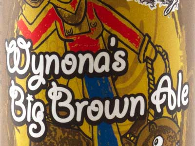 Image of Wynona's Big Brown Ale