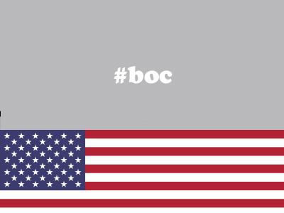 Image of #BOC (AMERICAN FLAG CAP / PEANUT BUTTER)