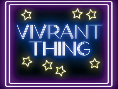 Image of Vivrant Thing